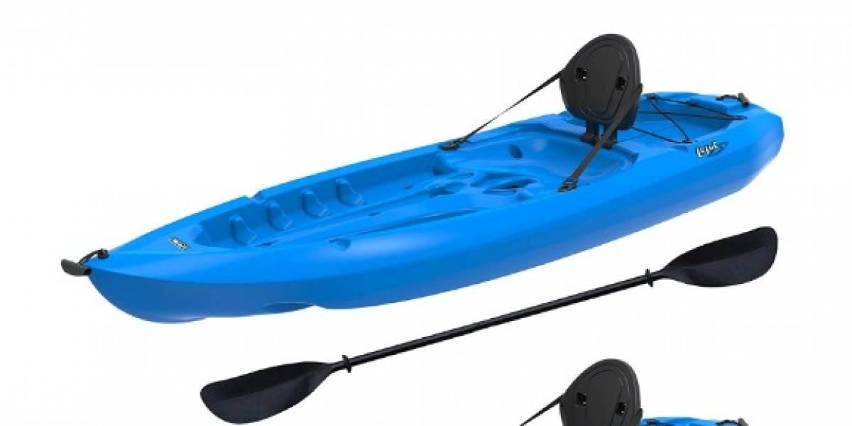 Roban kayak en Condado