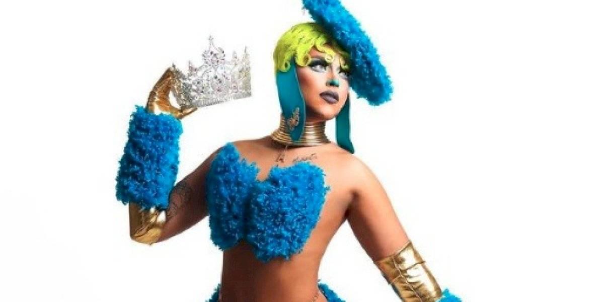 """Amalara Sofía buscará corona de """"Drag Latina"""" para Puerto Rico"""