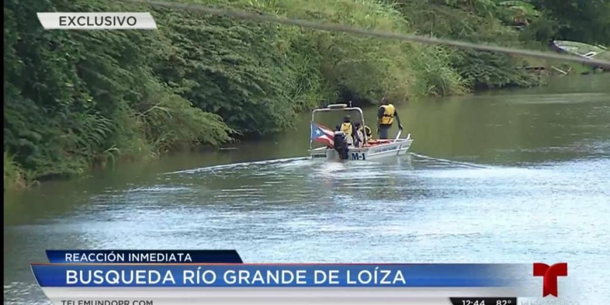 Policía desarrolla búsqueda en Río Grande de Loíza en caso de joven desaparecida