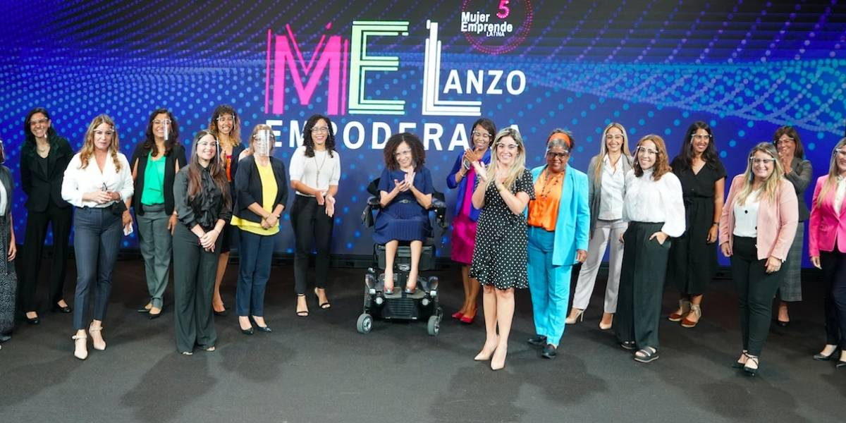 75 Mujeres Emprendedoras compiten por $50,000 en premios con sus negocios