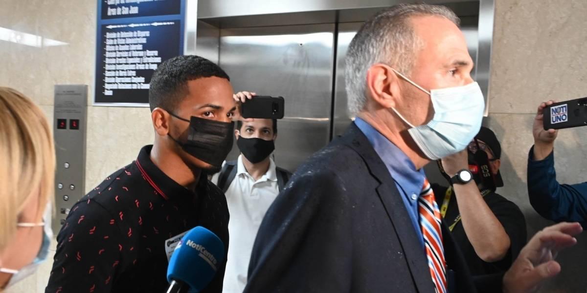 Asignan vista de fianza en caso de Félix Verdejo