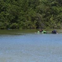 """""""Te encontré"""" dice la hermana de Keishla sobre cadáver en la laguna San José"""