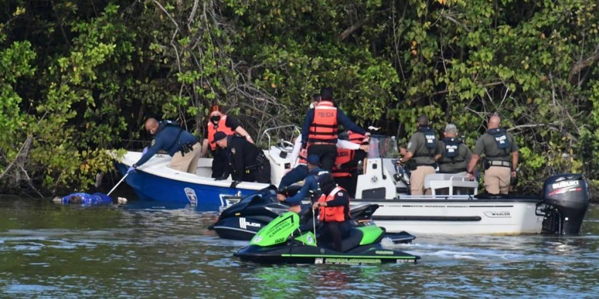 Llega a la Unidad Marítima cadáver encontrado en la laguna San José