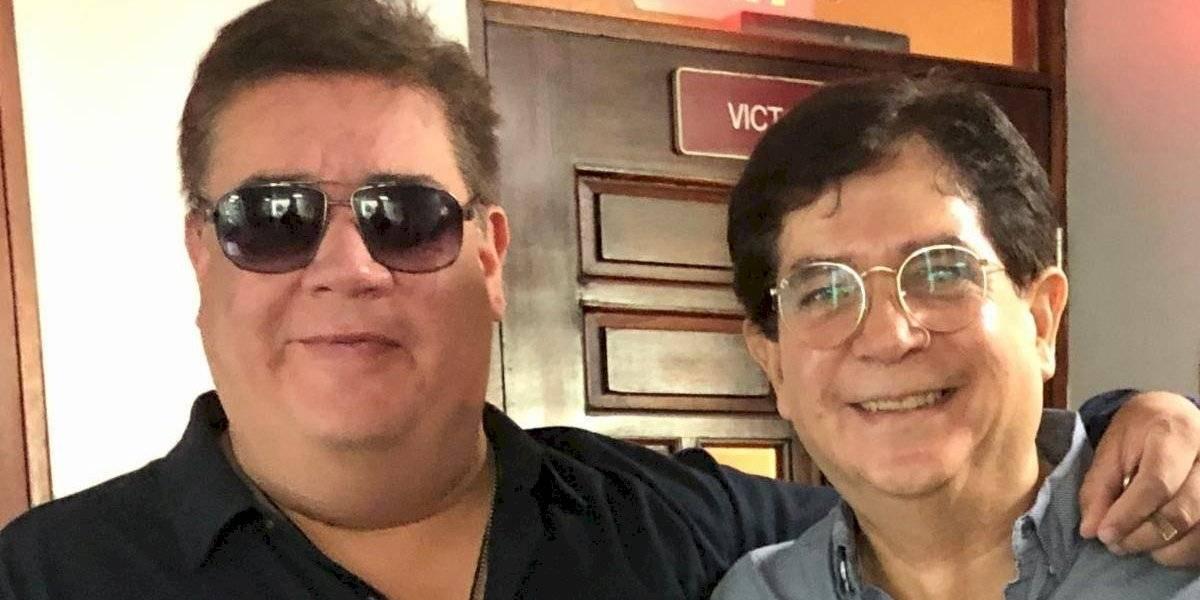 Edgardo Díaz lamenta muerte de exMenudo Ray Reyes