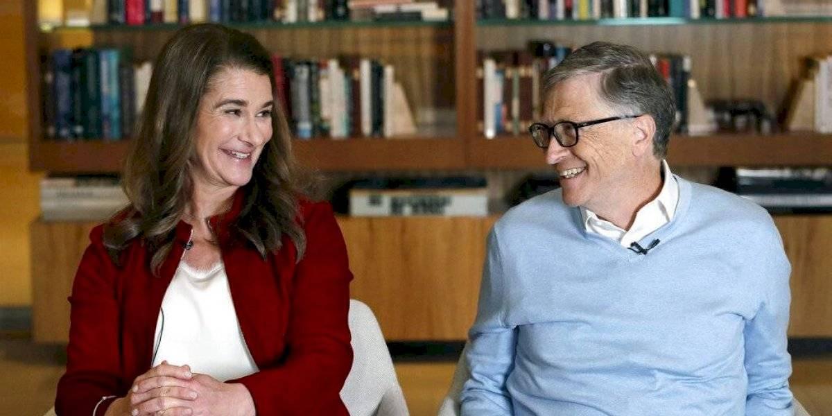 Bill y Melinda Gates oficializan su divorcio