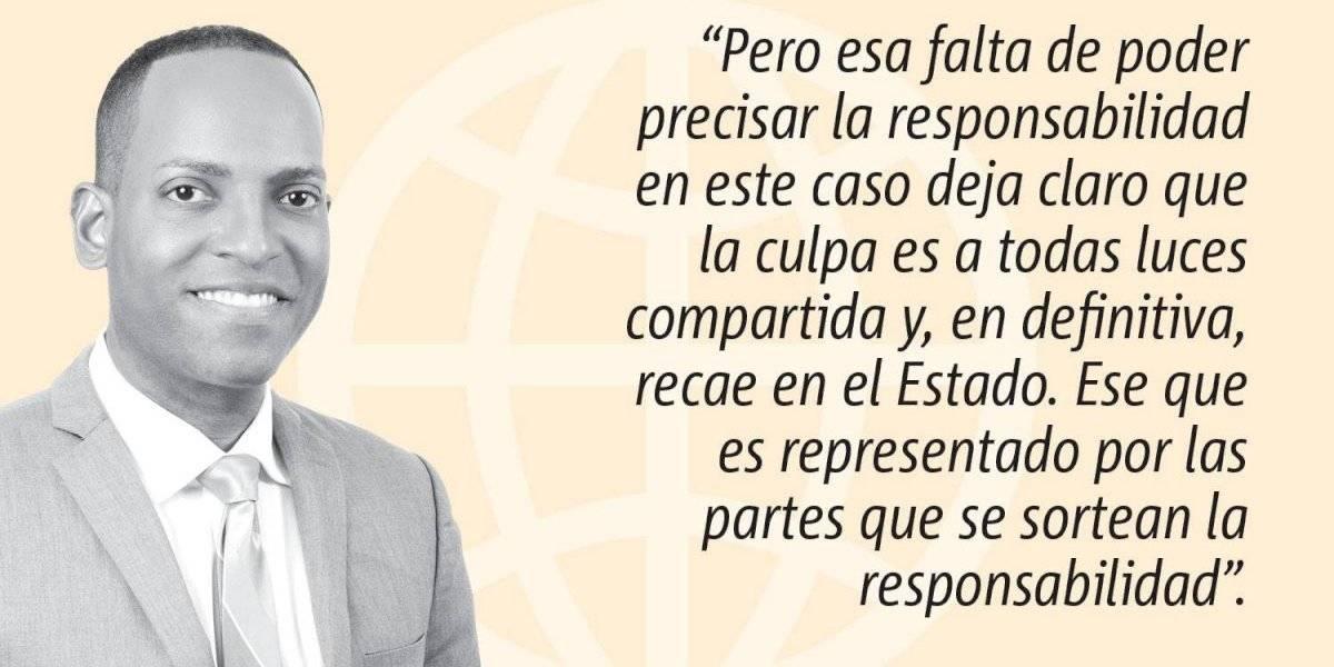 Opinión de Julio Rivera Saniel: La Culpa es Huérfana