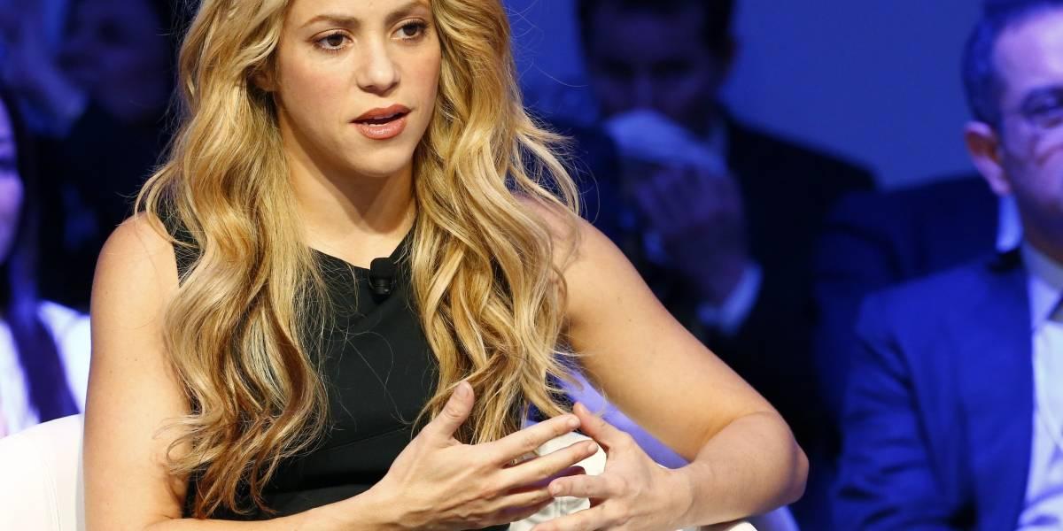 """Shakira envía mensaje al gobierno en Colombia: """"Pare ya la violación a los derechos humanos"""""""