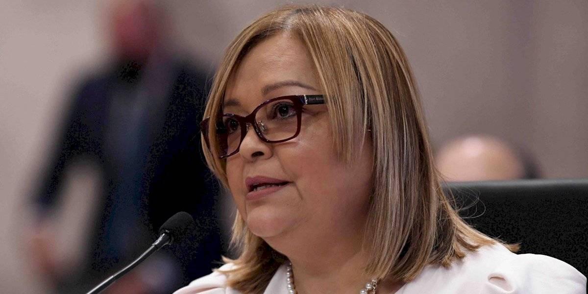 Senado confirma a Ana Escobar Pabón como secretaria de Corrección y Rehabilitación