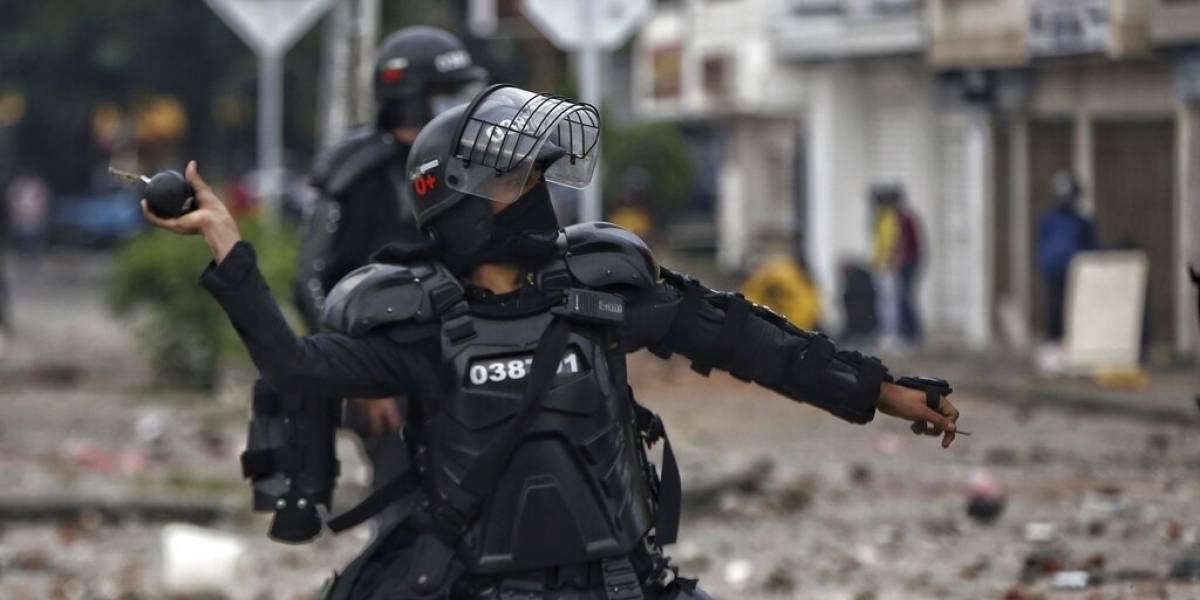 Lo de Colombia ya es un estallido social y la ONU advierte de dura represión policial