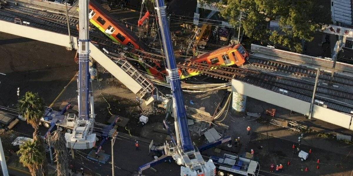 Conmoción por caída del metro en México que dejó 23 personas muertas