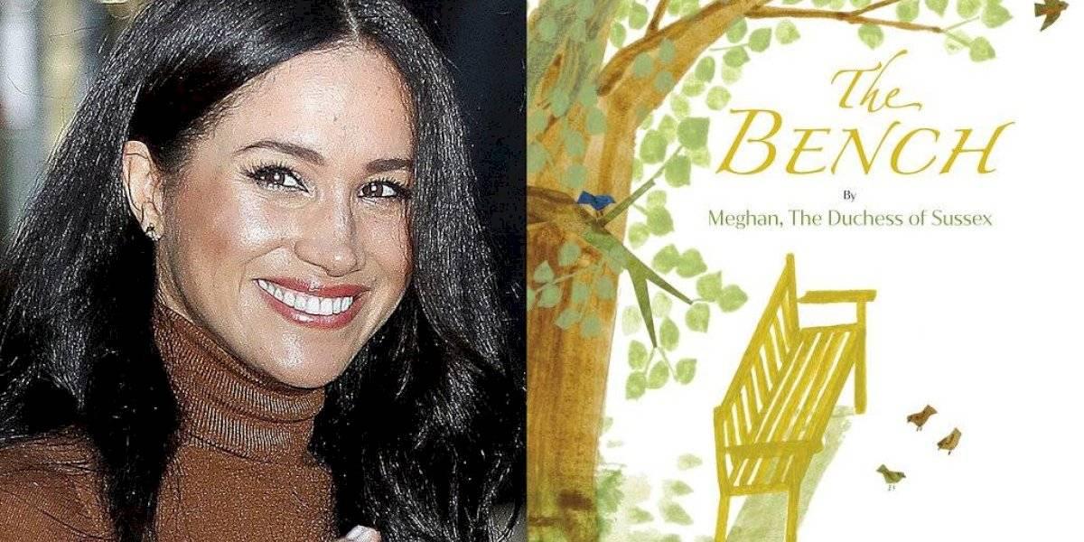 Duquesa Meghan publicará libro para niños