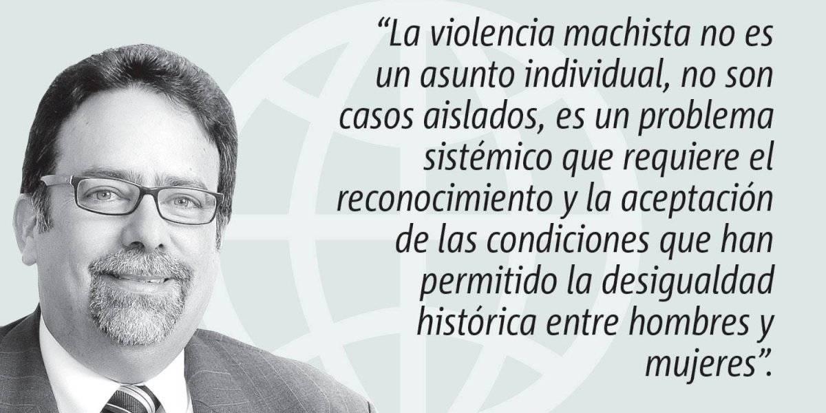 Opinión de Denis Márquez: Violencia de género y Gobierno