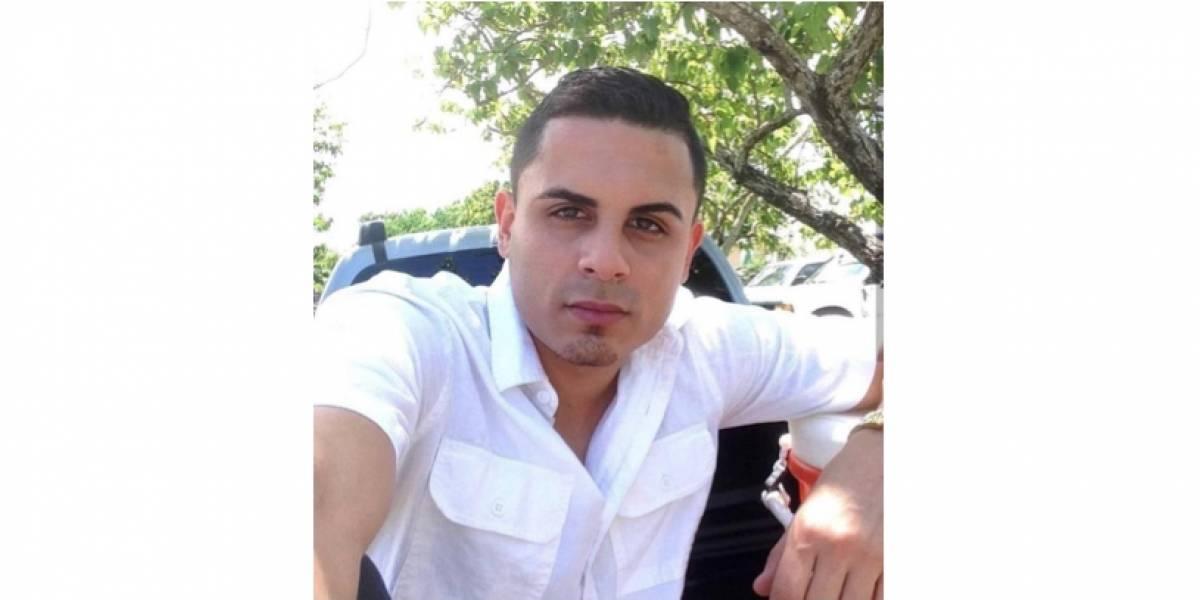 Policía publica foto del sujeto buscado por brutal paliza a su pareja en Canóvanas