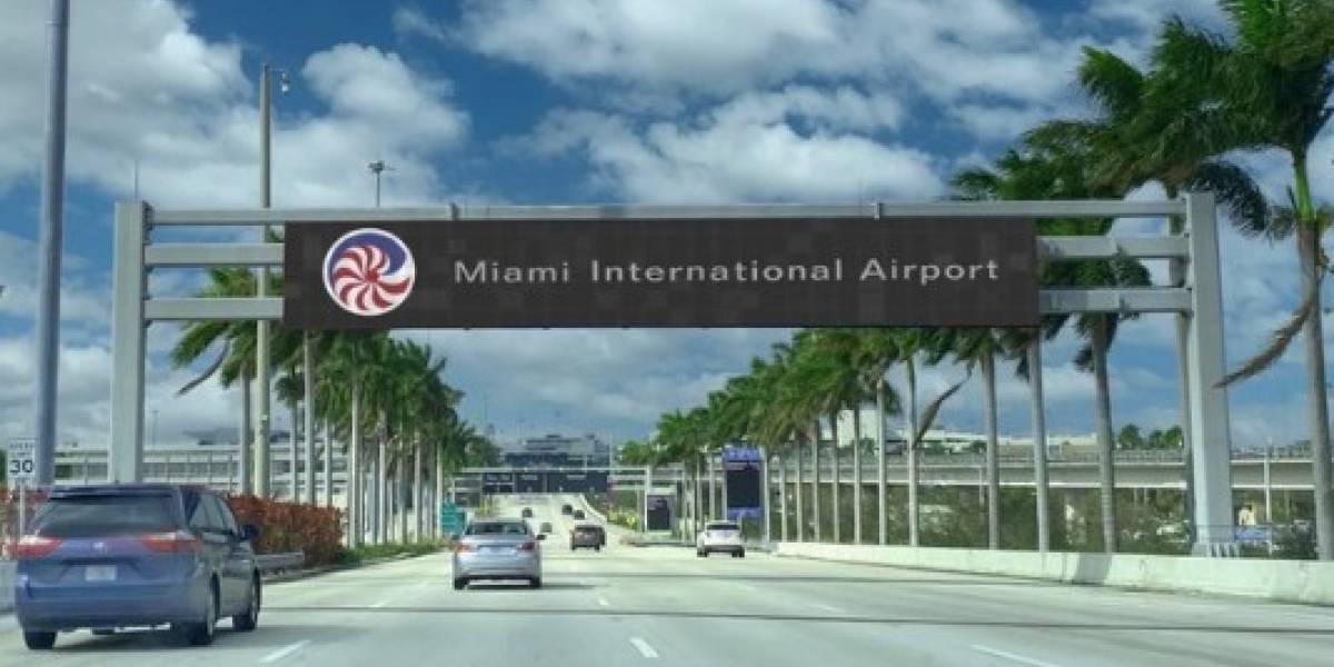 Aeropuerto de Miami aplicará vacunas COVID a viajeros que vivan o trabajen en Florida