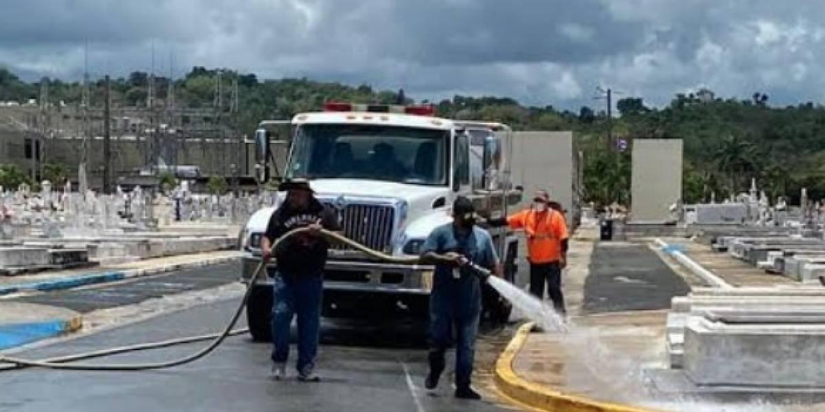 Alcalde de Humacao anuncia horario de visita a cementerios