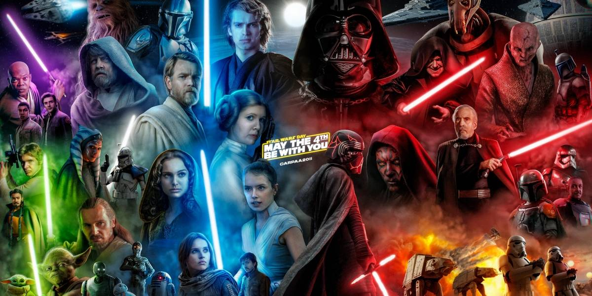 'Star Wars Day': 10 frases más memorables de los personajes de la saga