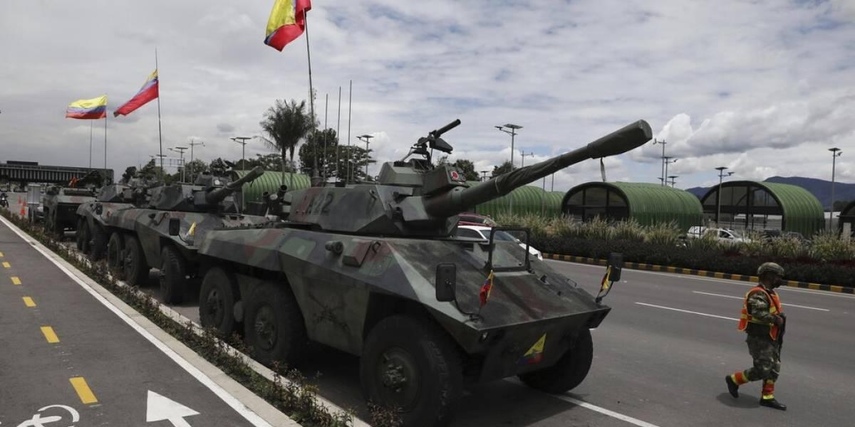 Se eleva a 24 cifra de muertos en manifestaciones en Colombia