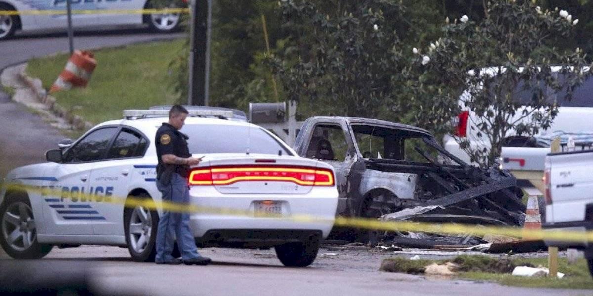 Cuatro muertos tras estrellarse una avioneta en Mississippi