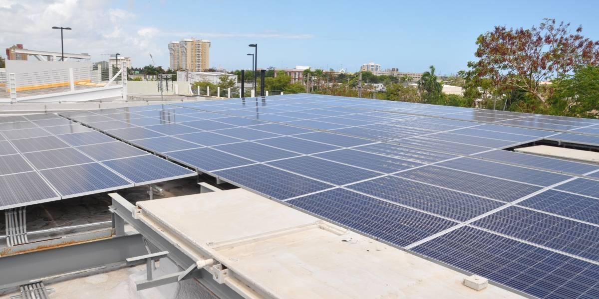 Sede del Colegio de Ingenieros y Agrimensores de Puerto Rico funcionará con energía limpia