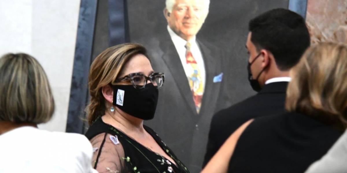 """Melinda Romero: """"no se puede hablar de mi papá si no se habla de la estadidad"""""""