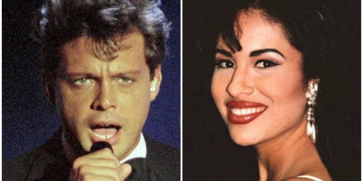 Foto inédita de Selena y Luis Miguel que levanta rumores en las redes