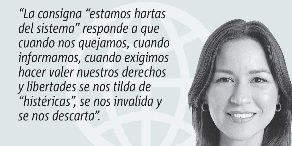 Opinión de Rosa Seguí: La violenta impunidad