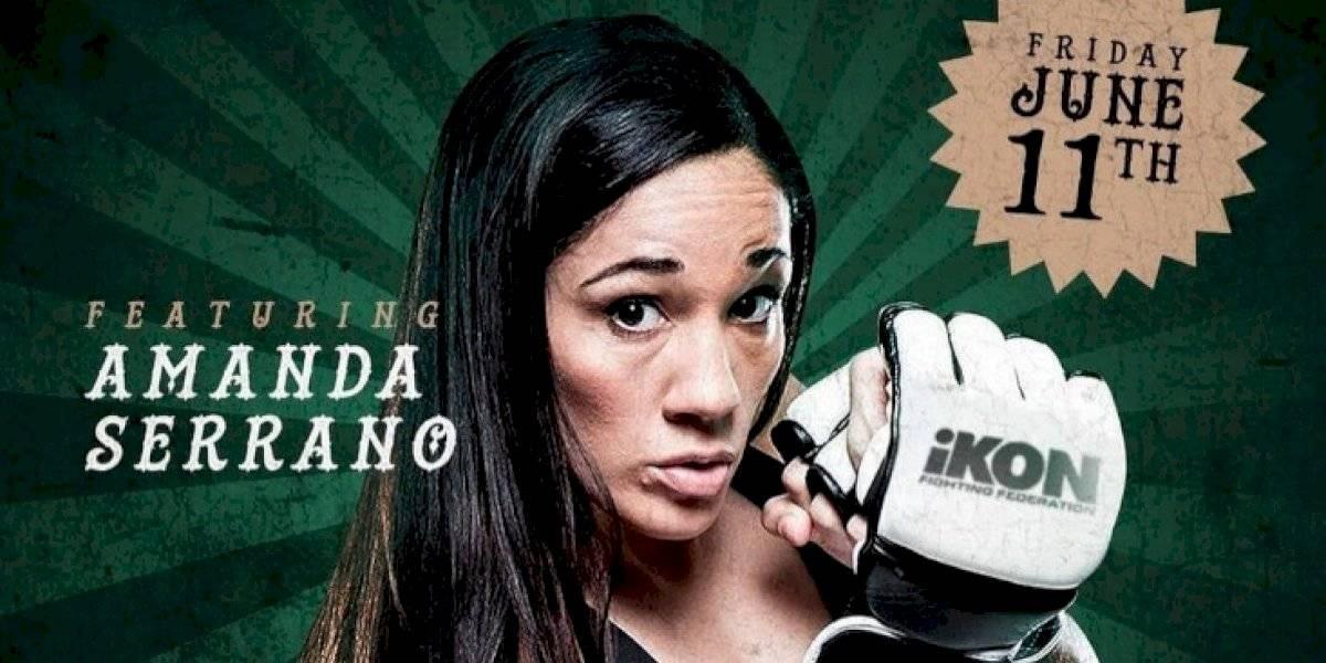 Amanda Serrano defenderá su invicto en las artes marciales mixtas