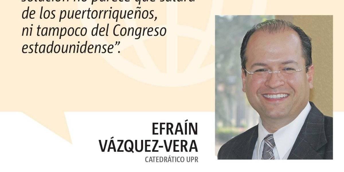 Opinión de Efraín Vázquez Vera: La Comisión Negociadora Bilateral de Status