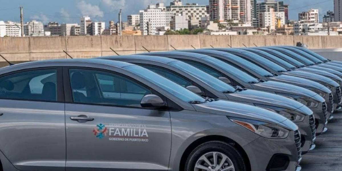 Secretaria de la Familia anuncia adquisición de 11 vehículos para la Oficina de Licenciamiento