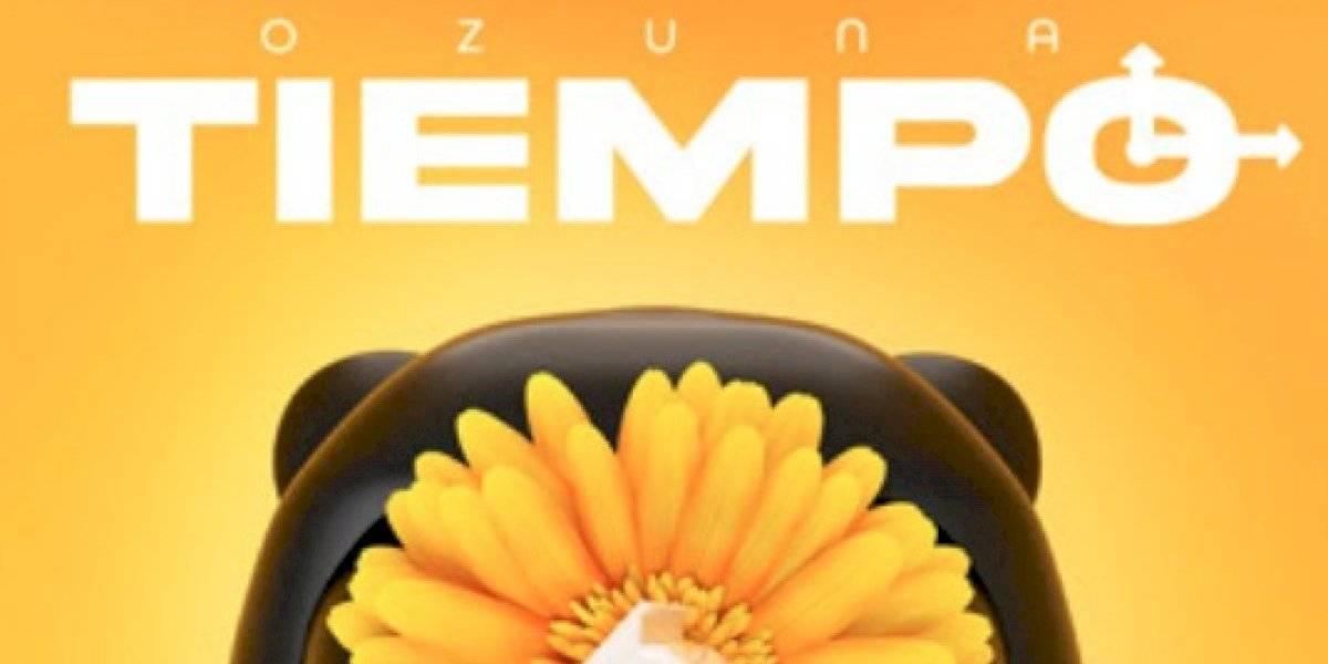 """Ozuna estrena video de su canción """"Tiempo"""""""