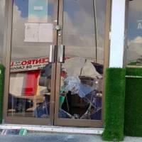 Robo y vandalismo en reconocido restaurante de Caguas