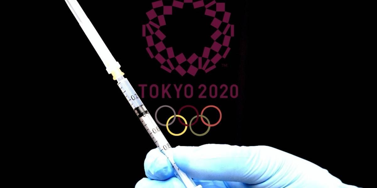 ¿Qué vacunas contra el COVID recibirán en los Juegos Olímpicos de Tokio?