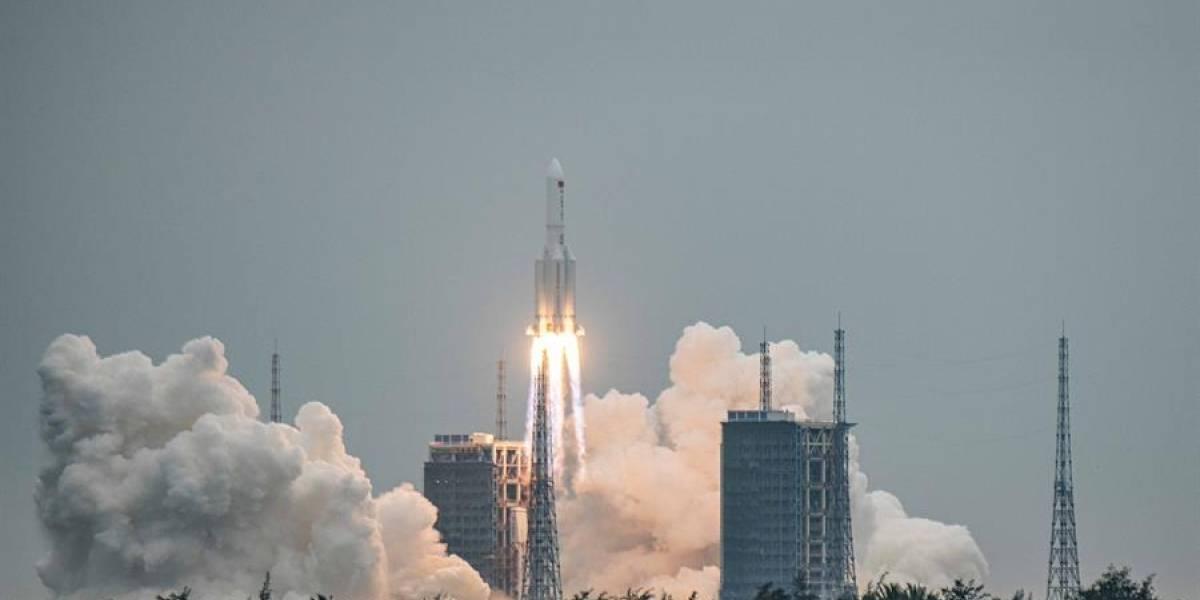 """Aseguran es """"altamente improbable"""" que restos de cohete chino causen daños en la tierra"""