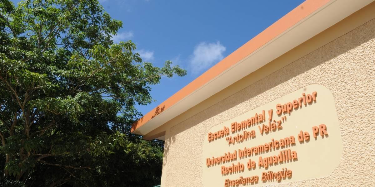 Middle States Association acredita por siete años a escuela Antolina Vélez del Recinto de Aguadilla de la Universidad Interamericana