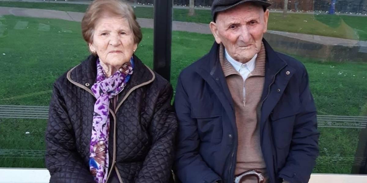 La muerte no los separó: estuvieron 80 años juntos, murieron con 14 horas de diferencia