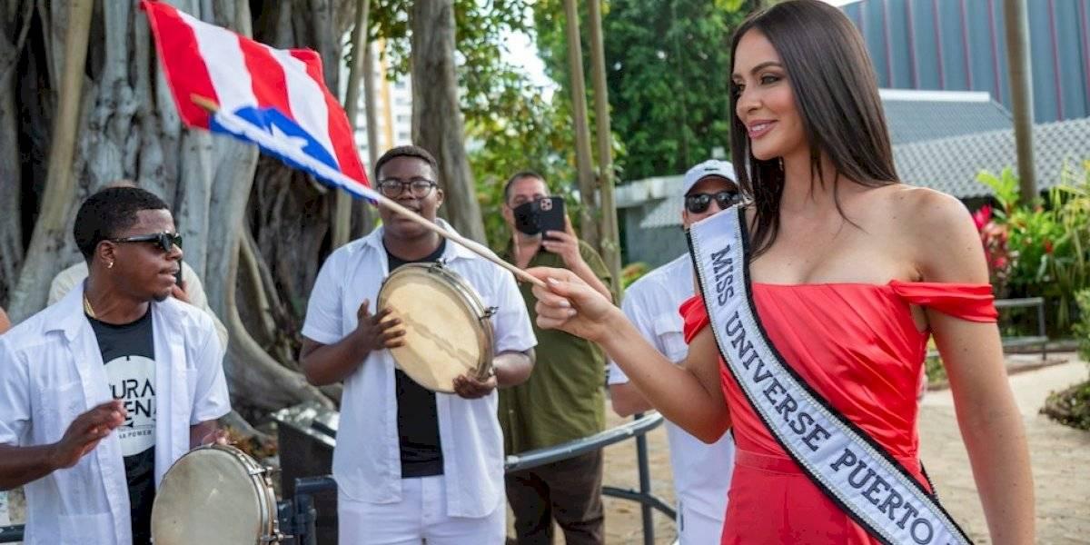 Estefanía Soto parte a Miss Universo en busca de la sexta corona para Puerto Rico