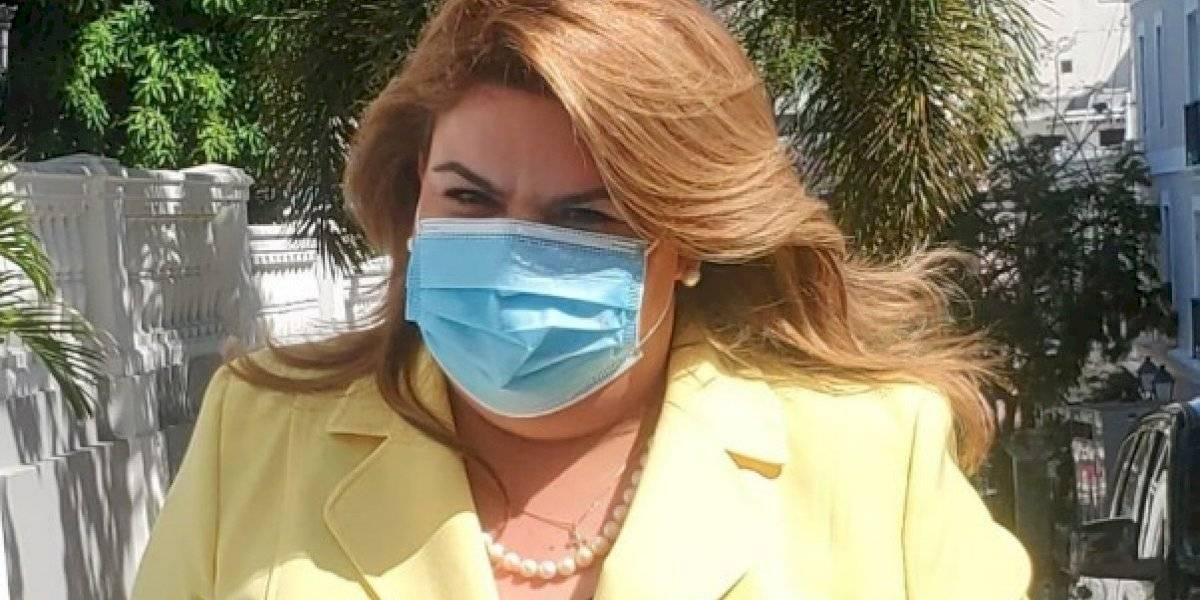 "Jenniffer González se expresa sobre feminicidios: ""como mujer me indigna, me duele"""