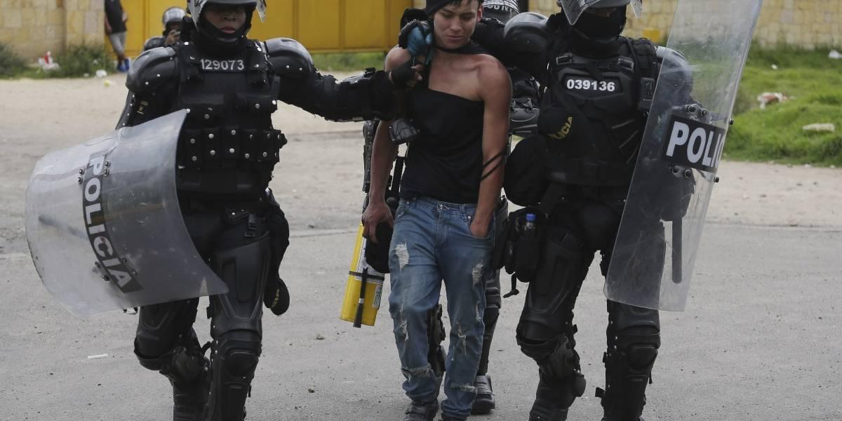 ¿Por qué protesta la población en Colombia?