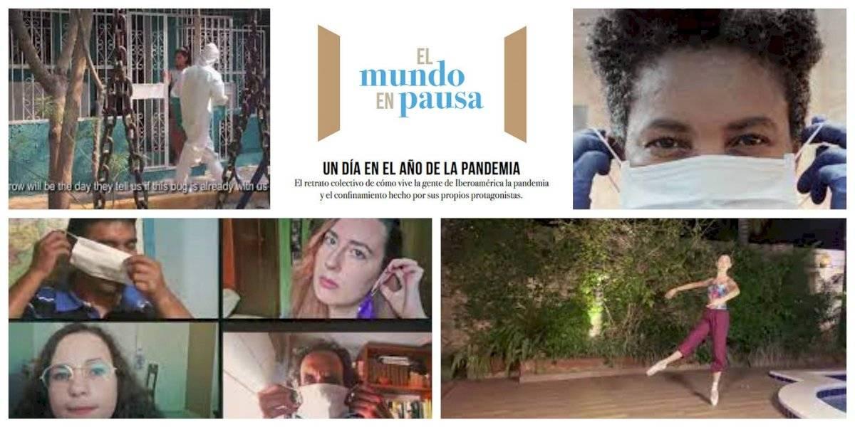 Documental 'El Mundo en Pausa' muestra a Iberoamérica en plena pandemia (video)
