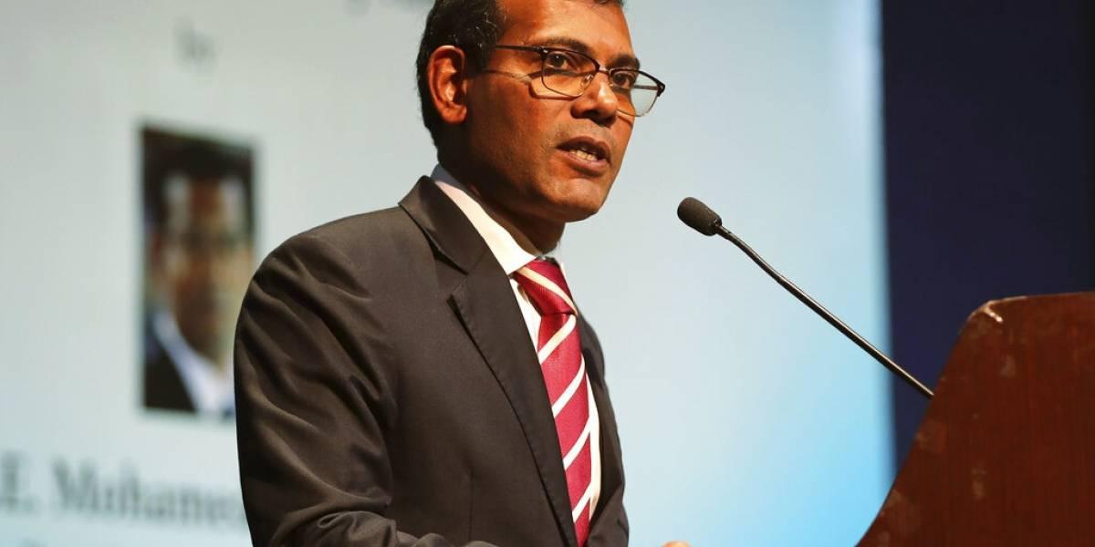 Detienen a principal sospechoso de ataque a expresidente de Maldivas