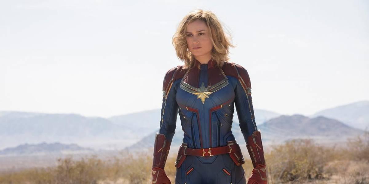 'The Marvels': las razones por las que cambiaron el nombre de la secuela de 'Capitana Marvel'