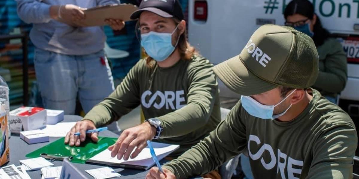 Organización CORE llega a Puerto Rico y aplicará 600 vacunas en Loíza