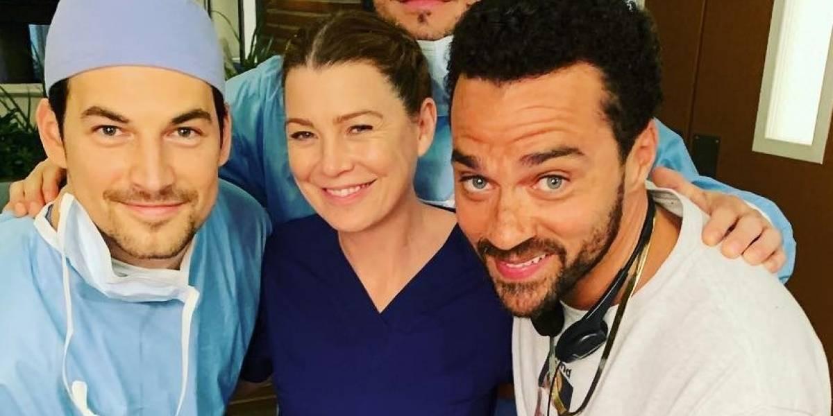 """Ellen Pompeo renueva protagónico y se confirma temporada 18 de """"Grey's Anatomy"""""""