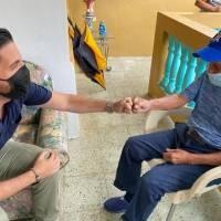 Sangermeño con 105 años de edad: uno de los hombres más longevos de Puerto Rico