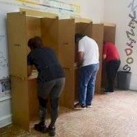 Denuncian timo por parte de funcionaria en Caguas en elecciones de ayer