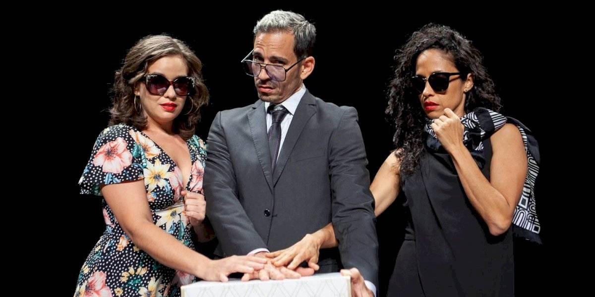 """Arranca Festival de Teatro del ICP con estreno de la comedia """"Amor al Cubo"""""""