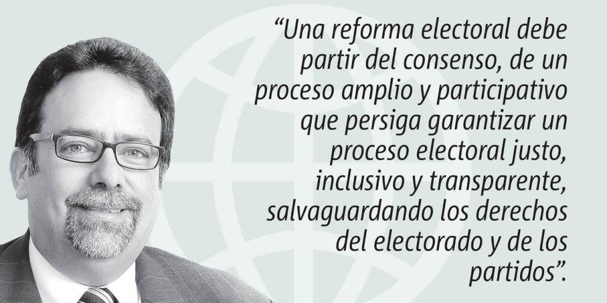 Opinión de Denis Márquez: No al bipartidismo electoral