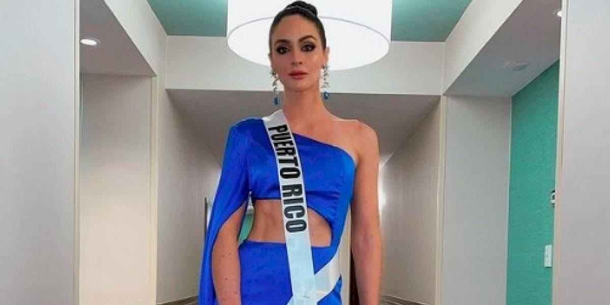 Danna Hernández espera que Estefanía sea Miss Universo y también apoya a Miss Rep. Dominicana