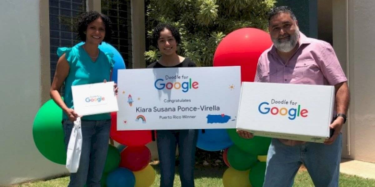 Estudiante boricua pide ayuda para ganar concurso de Google