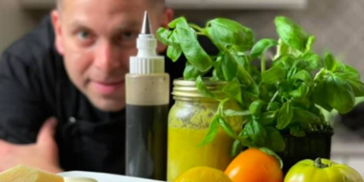 Diviértase y cocine sin estrés con el chef Luis Irizarry